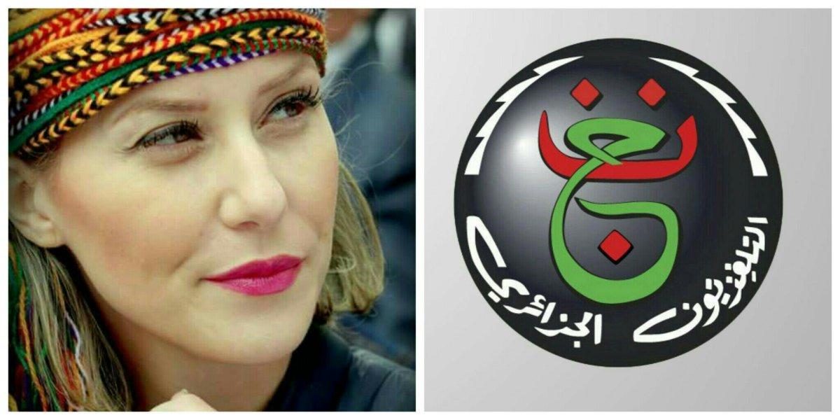 L'animatrice Kabyle Sabrina Abchiche refuse de travailler pour la télévision algérienne. KDirect.info