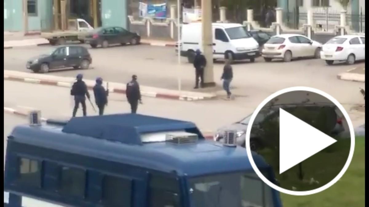 SCANDALE : La police algérienne infestée par les voyous et les cas sociaux - K-DIRECT