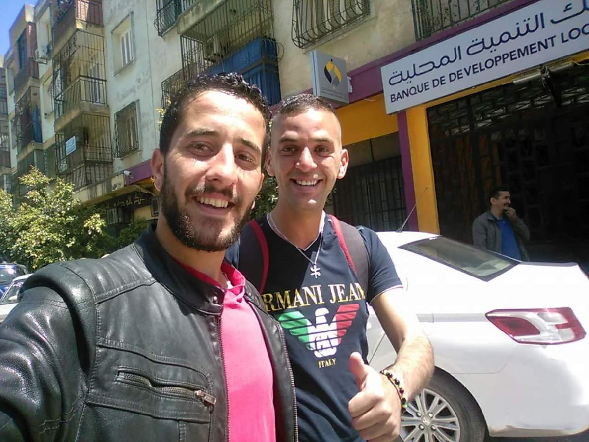 Le militant souverainiste Youcef Baggio libéré, adresse ses remerciements à ses camarades du MAK-Anavad - K-DIRECT