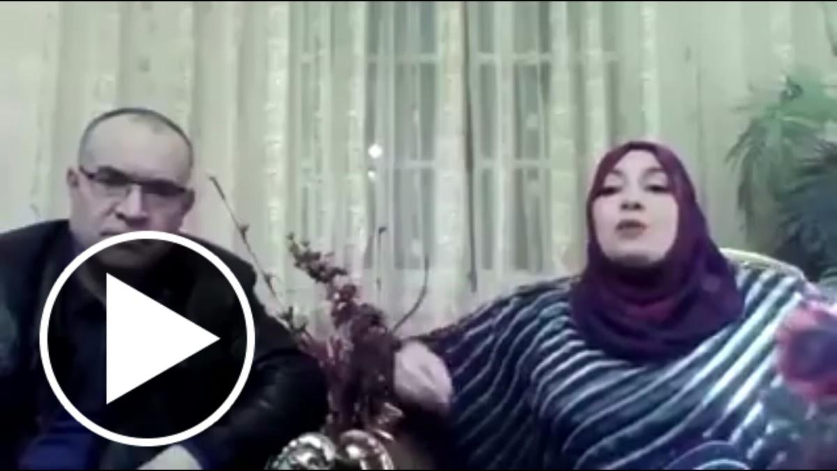 La députée islamiste Naima Salhi menace de mort sa propre fille qui parle Kabyle - K-DIRECT